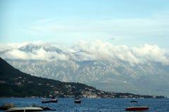 adriatic wybrzeże Zdjęcia Royalty Free