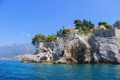 adriatic wyspy morze fotografia royalty free