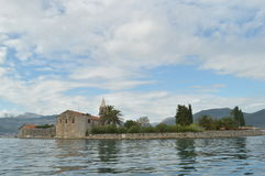 adriatic wyspy morze Zdjęcie Stock