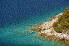 Adriatische Insel, Lastovo, Kroatien Lizenzfreie Stockfotografie