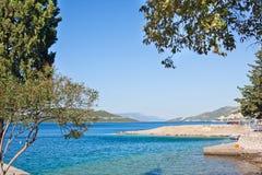 Adriatische Küste, Kroatien Lizenzfreies Stockfoto
