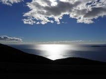 Adriatische Küste nahe Dubrovnik, Kroatien, 3 Lizenzfreie Stockfotografie