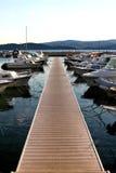 Adriatische Küsteferien Stockfotografie