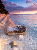 Adriatische Overzees Stock Afbeeldingen
