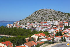 Adriatische Rücksortierung Stockbilder