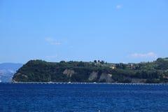 Adriatische slowenisch Küste Lizenzfreie Stockbilder