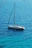 Adriatische Yacht Lizenzfreie Stockfotografie