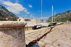 Adriatischer Kanal Lizenzfreie Stockfotos