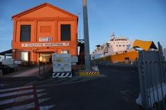 Adriatischer Leuchtturm Lizenzfreie Stockfotografie