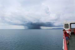 Adriatischer Leuchtturm Stockfotografie