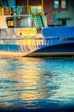 Adriatischer Leuchtturm Stockbild