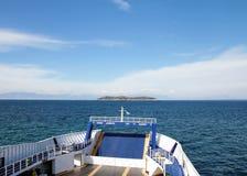 Adriatischer Leuchtturm Lizenzfreie Stockfotos