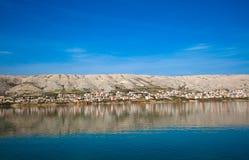 Adriatischer Strand Stockbilder