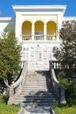 Adriatisches Landhaus Lizenzfreies Stockfoto