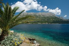 Adriatisches Meer Lizenzfreies Stockbild