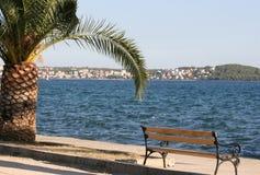 Adriatisches Meer Lizenzfreie Stockfotos