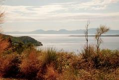 Adriatisches Meer in Dalmatien Lizenzfreie Stockfotografie