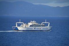 Adriatisches Meer, Griechenland Stockfoto