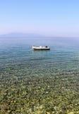 Adriatisches Meer in Kroatien Lizenzfreies Stockfoto