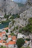Adriatisches Meer, Kroatien Lizenzfreie Stockfotografie