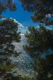 Adriatisches Meer Kroatien Europa Lizenzfreie Stockfotografie