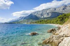 Adriatisches Meer Kroatien Europa Stockbilder