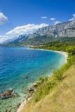 Adriatisches Meer Kroatien Europa Stockfoto