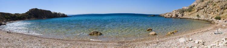 Adriatisches Meer. Kroatien. Istria. Krk Stockbilder