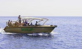 Adriatisches Meer rhodes Griechenland Lizenzfreies Stockbild