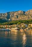 Adriatisches Meer Tucepi Lizenzfreie Stockfotografie