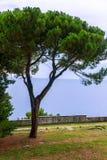 Adriatisches Seeansicht bei Rovinj Lizenzfreie Stockfotos