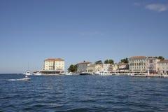 Adriatisches Seehafen in den Pula, Kroatien, Europa Stockbild