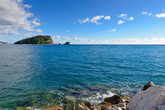 Adriatisches Seelandschaft Stockbilder