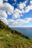 Adriatisches Seelandschaft Lizenzfreies Stockbild