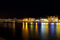 Adriatisches Seereflexion Stockbilder