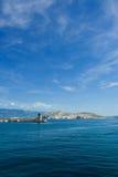 Adriatisches Seestrand Stockbild