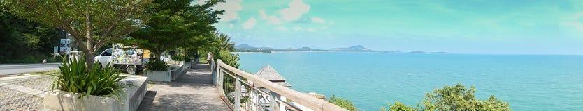 Adriatisches Ufer Stockbilder