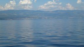 Adriatiska havet hav Royaltyfria Foton