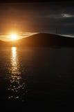 Adriatiska havet segling Royaltyfria Bilder