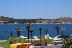 Adriatiskt hav Royaltyfri Bild