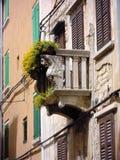 Adriatycka architektura Obrazy Royalty Free