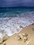 Adriatycki morze zdjęcie stock