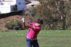 Adrien Bernadet Andalusien Golf geöffnet, Marbella Stockbilder