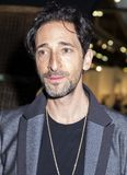 Adrien Brody bei Art New York Stockbild
