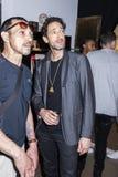 Adrien Brody bei Art New York Stockfotos