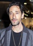 Adrien Brody en Art New York Imagen de archivo