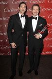 Adrien Brody, Gary Oldman, lizenzfreie stockfotos