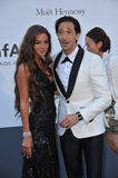 Adrien Brody & Lara Nieto Royalty Free Stock Image