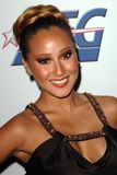 adrienne bailon Hilary Obrazy Stock