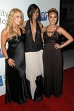 Adrienne Bailon, Hilary Duff, Kiely Williams, Sabrina Bryan lizenzfreies stockbild
